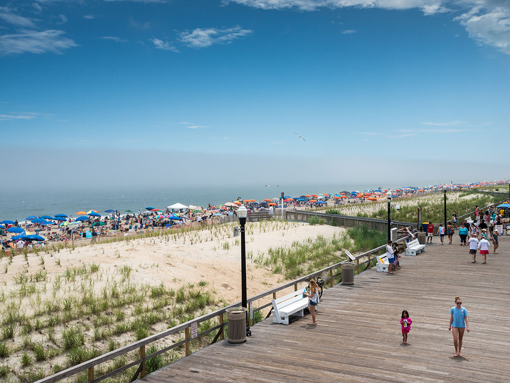 15% off select July weeks in Coastal Delaware